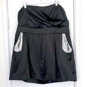 Torrid ❤️ Satin Mini Dress